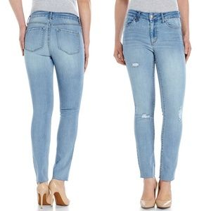 Uptown High Rise Skinny Jeans {Jessica Simpson}